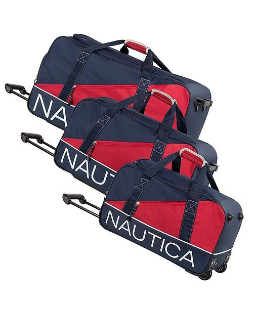 Nautica Newton Creek Duffel Collection