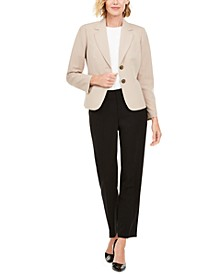 Blazer & Pants Suit