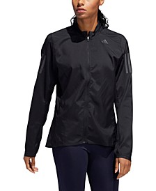 Women's Own The Run Water-Repellent Jacket