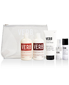 Verb 6-Pc. Volume & Shimmer Set