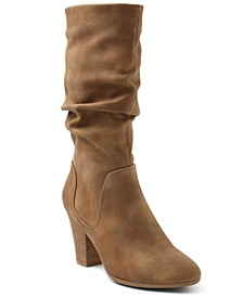 Strasburg Slouch Boots