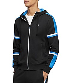 Men's Full-Zip Colorblocked Hoodie