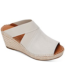 by Kenneth Cole Women's Colleen Espadrille Wedges