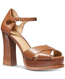 Elana Platform Dress Sandals