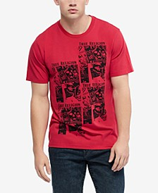 Men's Print Fashion T-Shirt