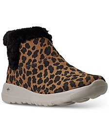 Women's On The Go Joy Snow Kitty Winter Boots from Finish Line