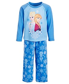 Toddler Girls 2-Pc. Frozen Pajama Set