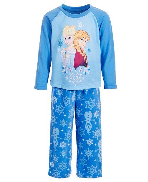 AME Toddler Girls 2-Pc. Frozen Pajama Set