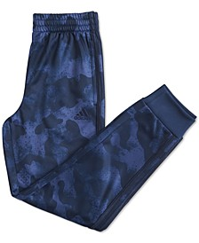 Big Boys Camo-Print Fleece Jogger Pants