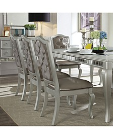 Francesca Side Dining Chair, Set of 2