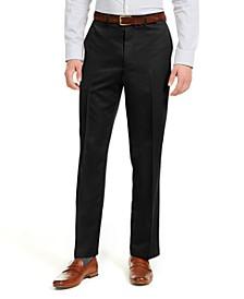 Men's Classic-Fit Performance Solid Classic Dress Pants