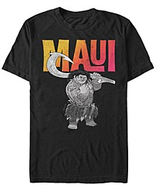Men's Moana Maui Portrait, Short Sleeve T-Shirt