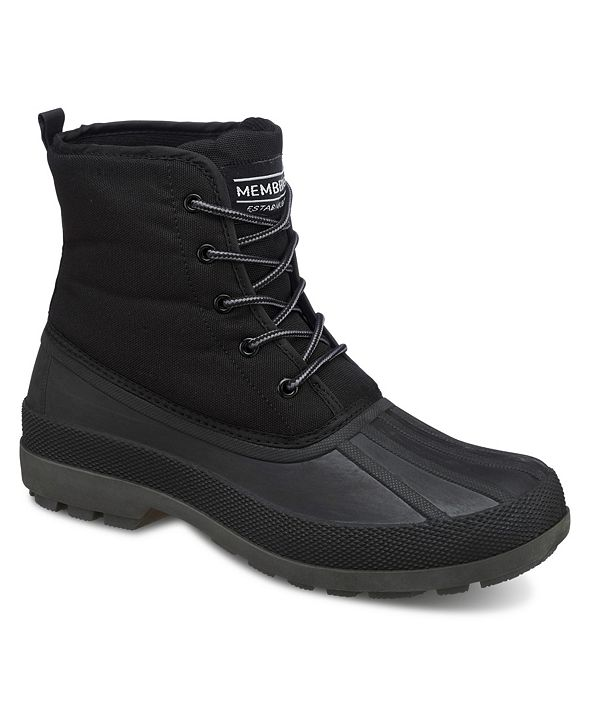 Members Only Men's All-Weather Snow Boots