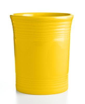 Sunflower Utensil Crock