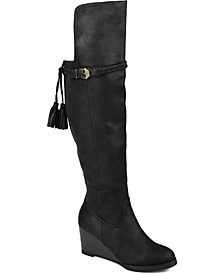 Women's Wide Calf Jezebel Boot