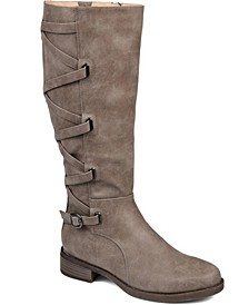 Women's Extra Wide Calf Carly Boot