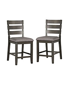Twilight Padded Seat Counter Chair (Set of 2)
