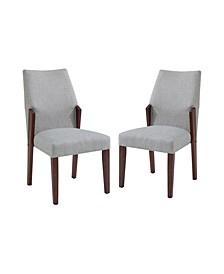 Juhanna Upholstered Side Chair- Set of 2