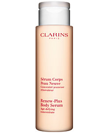 Clarins Renew-Plus Body Serum, 6.8 oz.