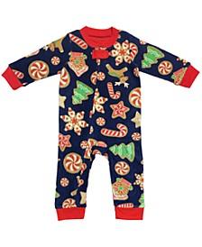 Matching Baby Baking Team Pajama Set, Online Only