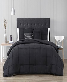 Nelli 5-Piece King Bedding Set