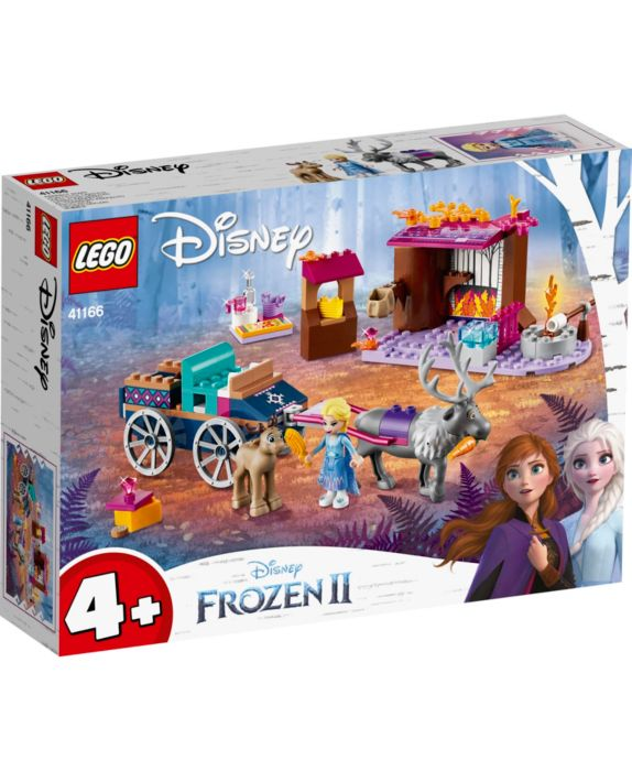 LEGO® Disney Frozen Princess Elsas Wagon Adventure  41166, Multi