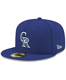Colorado Rockies Re-Dub 59FIFTY-FITTED Cap