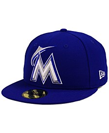 Miami Marlins Re-Dub 59FIFTY-FITTED Cap