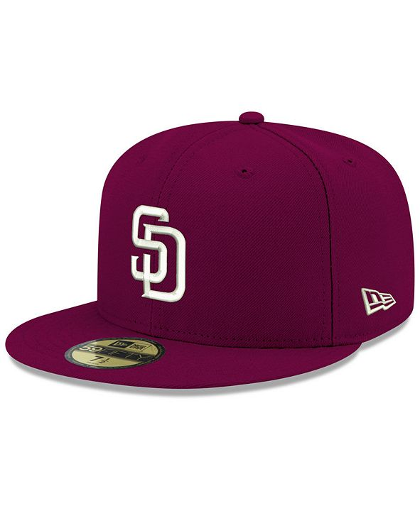 New Era San Diego Padres Re-Dub 59FIFTY-FITTED Cap