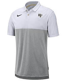 Men's Wake Forest Demon Deacons Dri-Fit Colorblock Breathe Polo