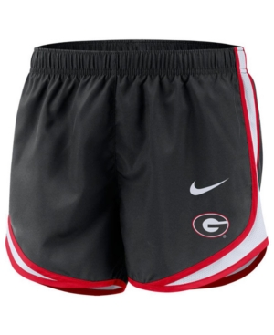 Nike Women's Georgia Bulldogs Tempo Shorts
