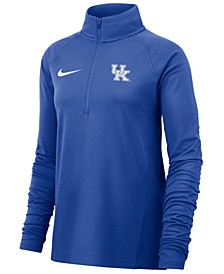 Women's Kentucky Wildcats Half-Zip Pullover