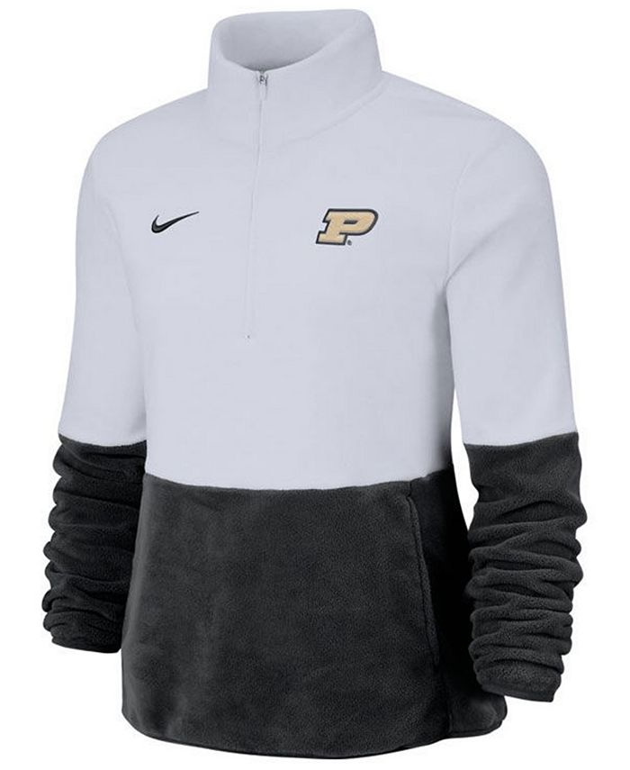 Nike - Women's Therma Long Sleeve Quarter-Zip Pullover