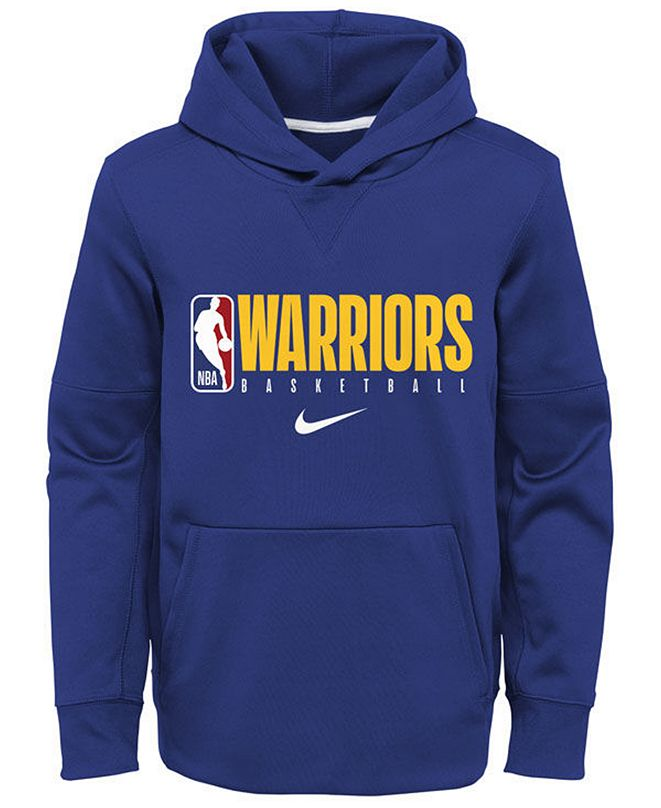 Nike Big Boys Golden State Warriors Spotlight Hoodie