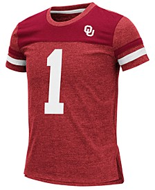 Big Girls Oklahoma Sooners Mink T-Shirt