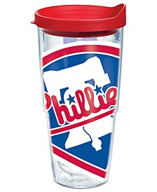Philadelphia Phillies 24 oz. Colossal Wrap Tumbler