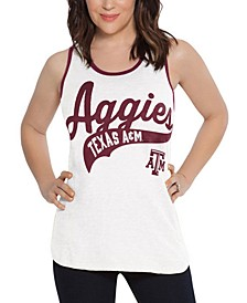 Women's Texas A&M Aggies Tailsweep Colorblock Tank