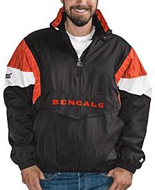 Cincinnati Bengals 100th Starter Breakaway Pullover Jacket