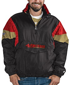 San Francisco 49ers 100th Starter Breakaway Pullover Jacket