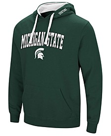 Men's Michigan State Spartans Arch Logo Hoodie