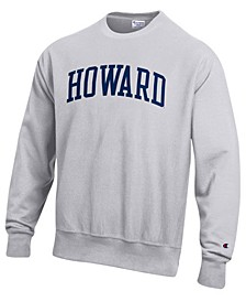Men's Howard University Bisons Reverse Weave Sweatshirt