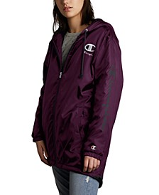 Fleece-Lined Stadium Jacket