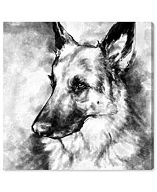 German Shepherd Canvas Art Collection