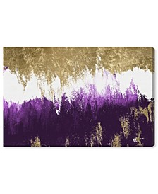 Adore Amethyst Canvas Art Collection