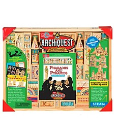 Archiquest 68 Piece Pharaohs and Pyramids, Egypt's Wonder