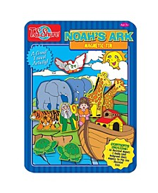 Noah's Ark Magnetic Tin Playset