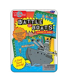 Battle of The Boats Game Mini Tin