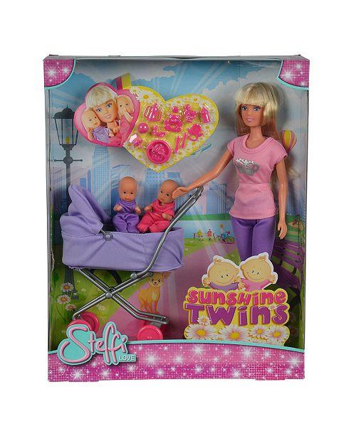 Simba Toys Steffi Love Sunshine Twins