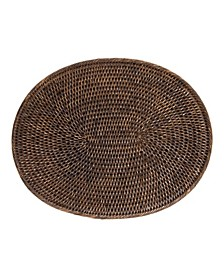 Rattan, Oval Placemat