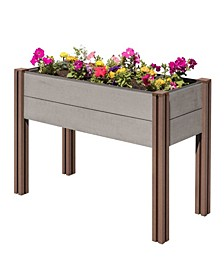 WPC Elevated Garden Bed